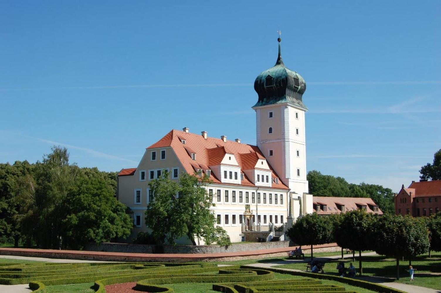 Barockschloss Delitzsch