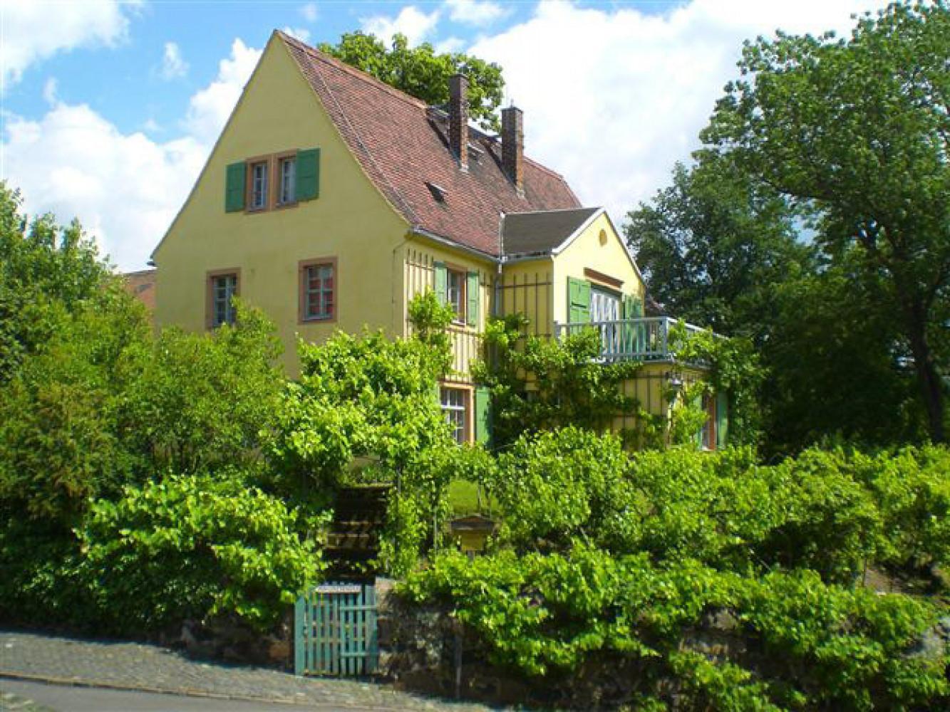 Göschenhaus Grimma-Hohnstädt- Seume-Gedenkstätte