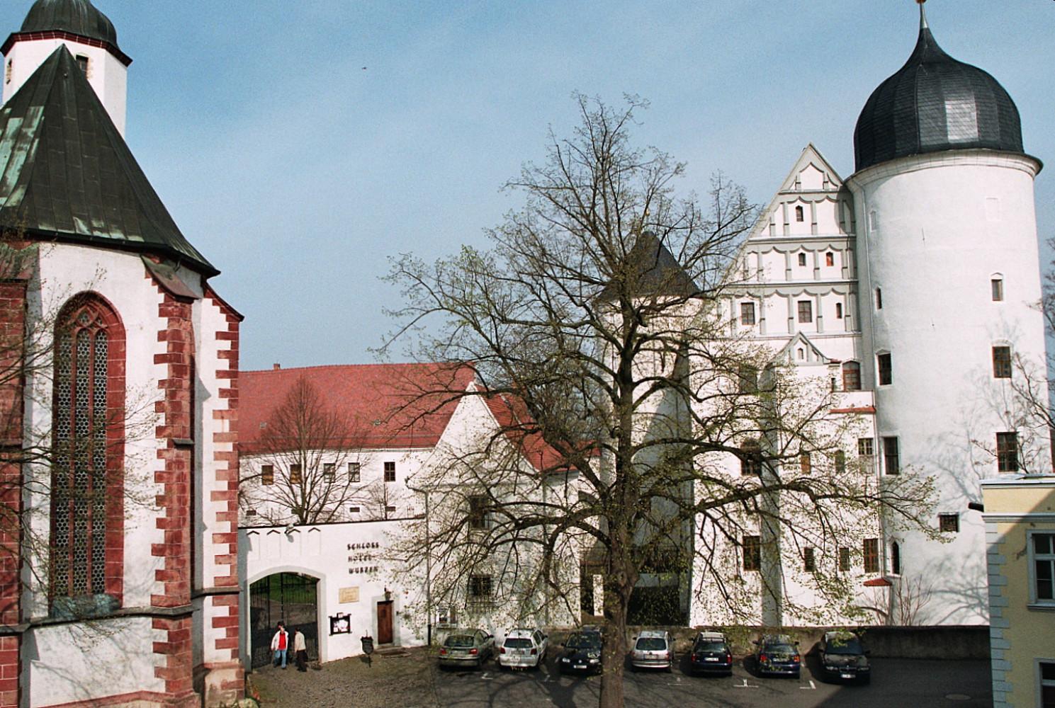 Bischoffsschloss Wurzen