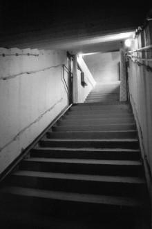 Zugang zum Museum im Stasi-Bunker Machern
