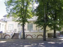Kulturhaus Schweizergarten - Hof