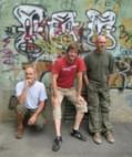 Bild Balkan Improvisers: Belgrad-Keln/Köln-Beograd  | BlankDisc Trio | BlankDisc Trio | (c) 2010