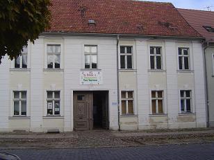 Kulturportal Cafe Hinterhof Musik Veranstaltungsort Neuruppin