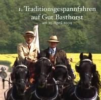1. Traditionsgespannfahren auf Gut Basthorst