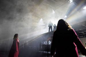 Neue Szenen II | Tischlerei Deutsche Oper Berlin | Foto: Thomas Aurin