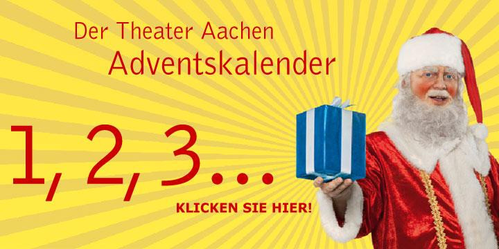 Der Theater Aachen Adventskalender