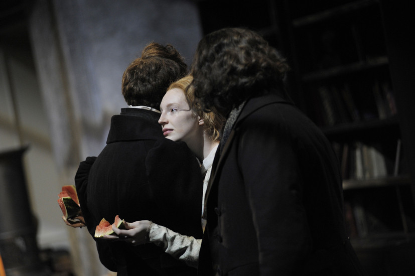Luise Wolfram in »Eugen Onegin«