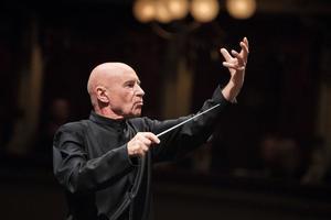 Sinfoniekonzert 2:  Christoph Eschenbach und Tzimon Barto | Komische Oper Berlin | Foto: Luca Piva