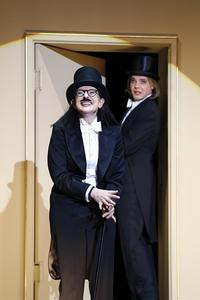 Eine Frau, die weiß, was sie will! | Komische Oper Berlin | Foto: Iko Freese / drama-berlin.de