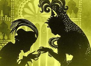 Voyage Oriental: Die Abenteuer des Prinzen Achmed | Komische Oper Berlin | Foto: Deutsches Filminstitut - DIF e. V.