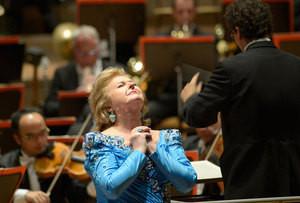 Edita Gruberová | Deutsche Oper Berlin | Foto: Bettina Stöß