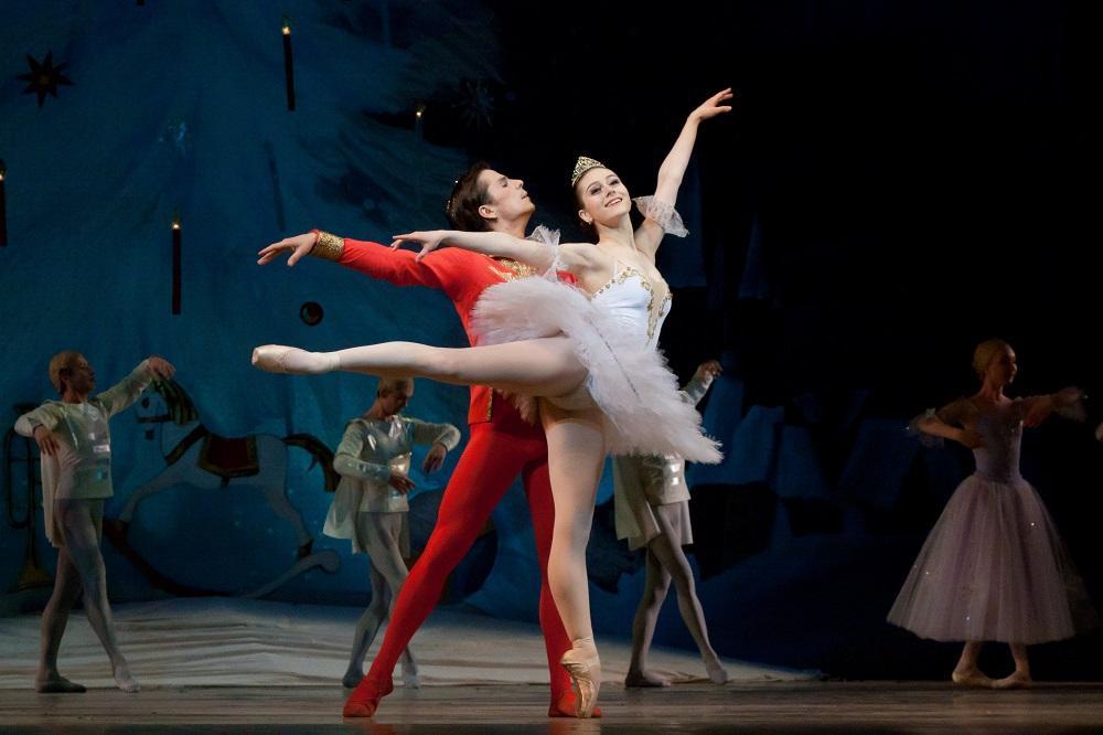 Balletaufführung der
