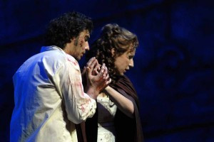 Tosca | Deutsche Oper Berlin | Foto: Bettina Stöß