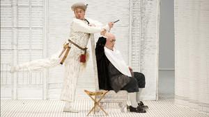 Il barbiere di Siviglia | Staatsoper im Schiller Theater |  © Monika Rittershaus   | Foto: Monika Rittershaus