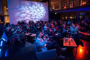 Opera Lounge | Foyer der Deutschen Oper Berlin |  © 2014 | Foto: Marcus Lieberenz