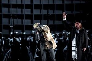 Nabucco | Deutsche Oper Berlin | Foto: Bernd Uhlig