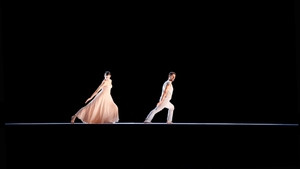 SACRE - »Scène d'Amour« | Staatsoper im Schiller Theater |  © Stylianos Tsatsos  | Foto: Stylianos Tsatsos