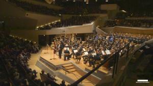 Beim Musikfest Berlin | Philharmonie Berlin - Großer Saal | Foto: Ruth Tromboukis