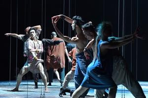 Satyagraha | Komische Oper Berlin | Foto: Sandra Then