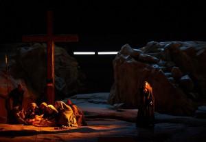 Parsifal | Deutsche Oper Berlin | Foto: Matthias Baus