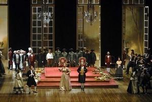 Die Hochzeit des Figaro | Deutsche Oper Berlin | Foto: Bettina Stöß