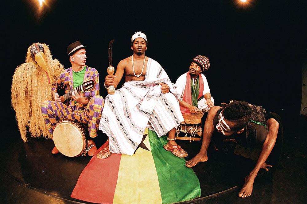 Kultur für Kinder 2018: Jabahee