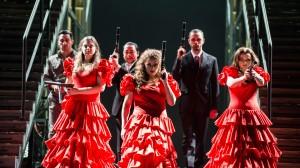 Georges Bizet: Carmen | Deutsche Oper Berlin | Foto: Ruth Tromboukis