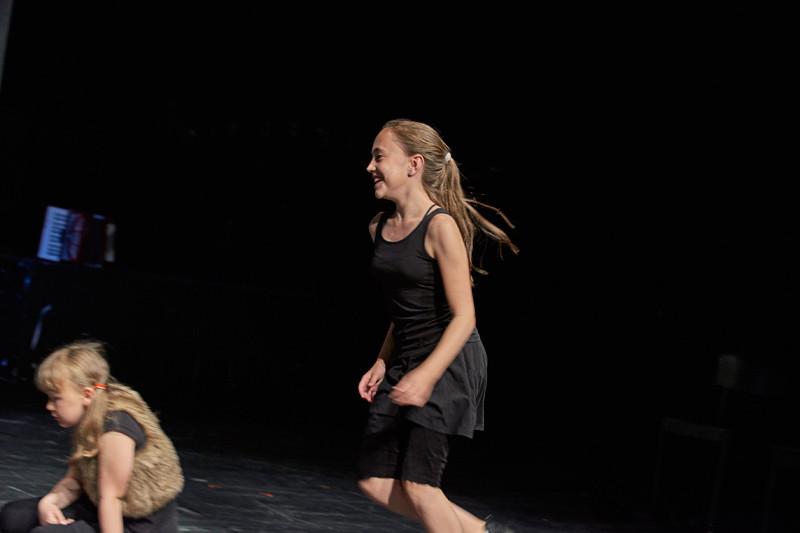 Theaterkinder: Allein auf der Welt