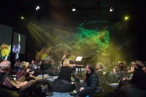 Aus dem Hinterhalt | Tischlerei Deutsche Oper Berlin | Foto: Eike Walkenhorst