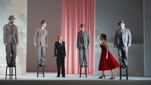 Ariadne auf Naxos | Staatsoper im Schiller Theater |  © Monika Rittershaus  | Foto:  Monika Rittershaus