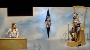 Kleines Stück Himmel | Tischlerei Deutsche Oper Berlin | Foto: Eike Walkenhorst