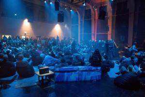 Aus dem Hinterhalt   Tischlerei Deutsche Oper Berlin   Foto: Eike Walkenhorst