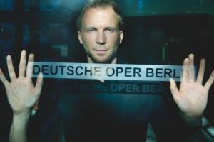 David Hermann | Tischlerei Deutsche Oper Berlin | Foto: Pascal Bünning