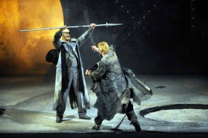 Siegfried  | Deutsche Oper Berlin | Foto: Bettina Stöß