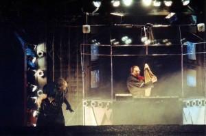 Das Rheingold  | Deutsche Oper Berlin | Foto: Bettina Stöß