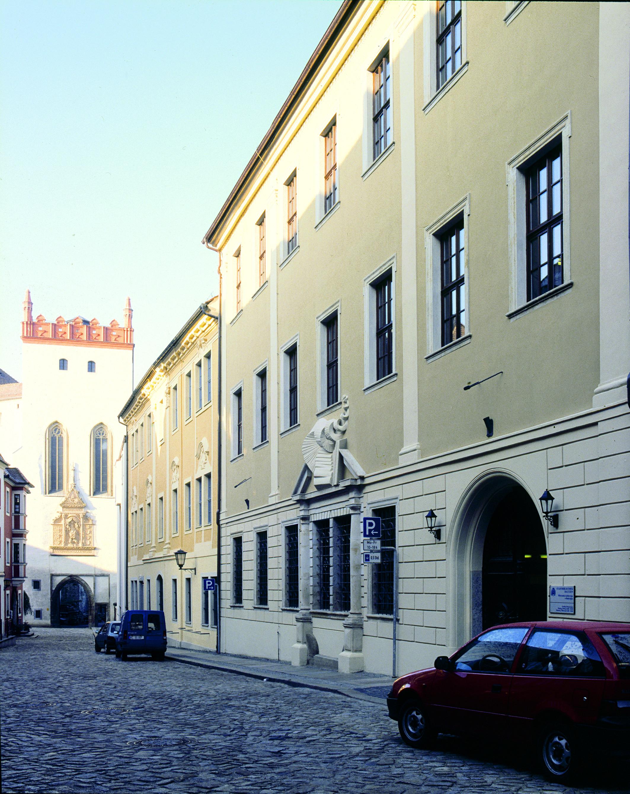 Stadtbibliothek Bautzen