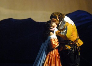 Lucia di Lammermoor | Deutsche Oper Berlin | Foto: Bettina Stöß