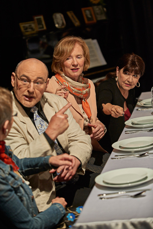 Bürgerbühne: Familie Walter