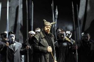 Götterdämmerung | Deutsche Oper Berlin | Foto: Bettina Stöß