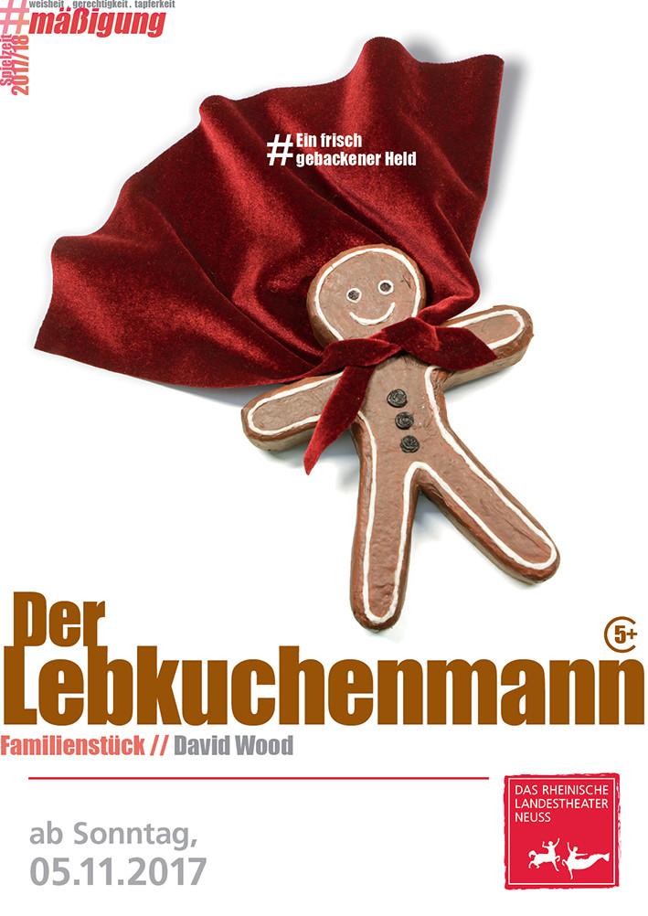 Kultur für Kinder 2017: DER LEBKUCHENMANN
