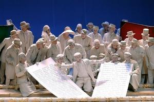 Die Liebe zu drei Orangen | Komische Oper Berlin | Foto: Monika Rittershaus