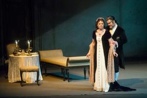 Tosca | Deutsche Oper Berlin |  ©  2013 | Foto: Marcus Lieberenz