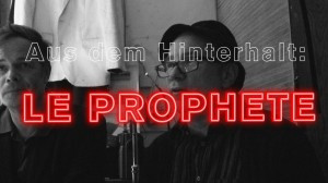 Aus dem Hinterhalt: Le Prophète | Tischlerei Deutsche Oper Berlin | Foto: Ruth Tromboukis