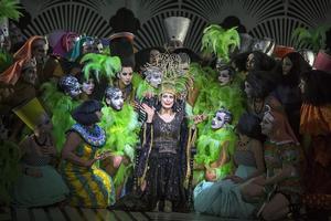 Die Perlen der Cleopatra | Komische Oper Berlin | Foto: Iko Freese | drama-berlin.de