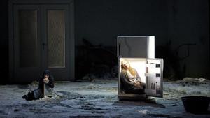 Katja Kabanowa | Staatsoper im Schiller Theater |  © Bernd Uhlig   | Foto: Bernd Uhlig