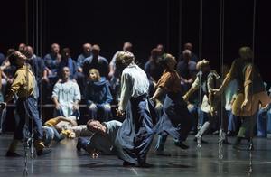 Satyagraha | Komische Oper Berlin | Foto: Monika Rittershaus