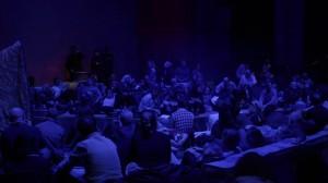 Aus dem Hinterhalt: Carmen | Tischlerei Deutsche Oper Berlin | Foto: Ruth Tromboukis