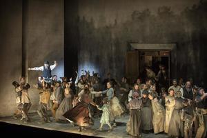 Anatevka | Komische Oper Berlin | Foto: Iko Freese / drama-berlin.de