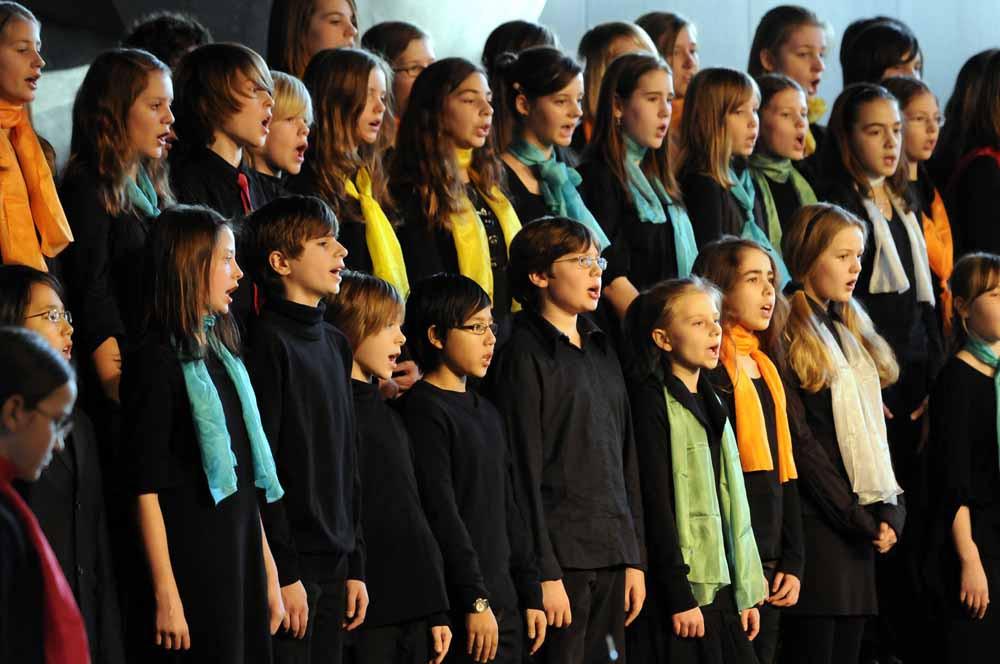 Kinderchor der Deutschen Oper Berlin