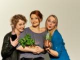 Michèle Connah, Claudia Wölfel de Mejia und Stefanie Görtemöller